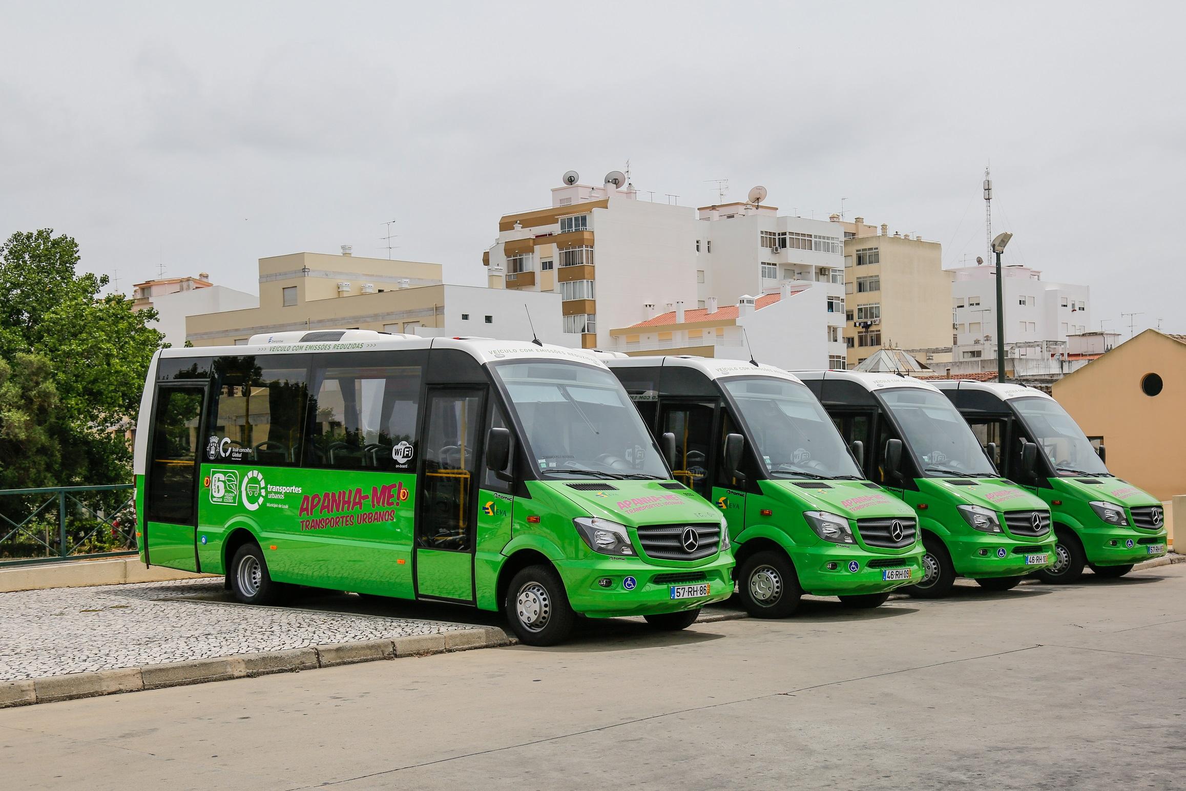 Apresentação autocarros Transportes Urbanos 06-07-2016-1