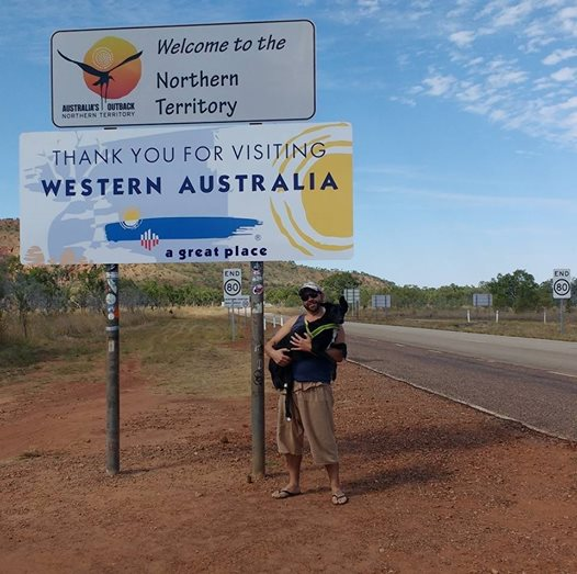 Bruno Pais na Austrália