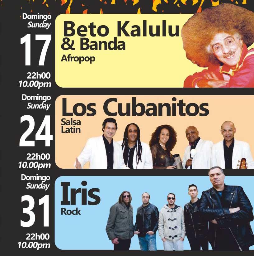 Festival 3 noites 3 sons