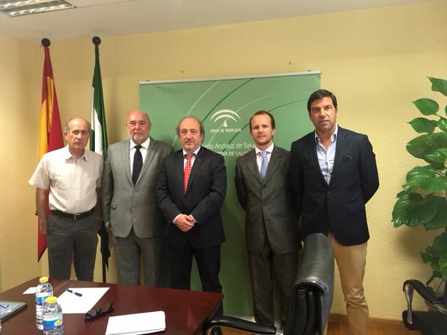 Protocolo ARS com Andaluzia