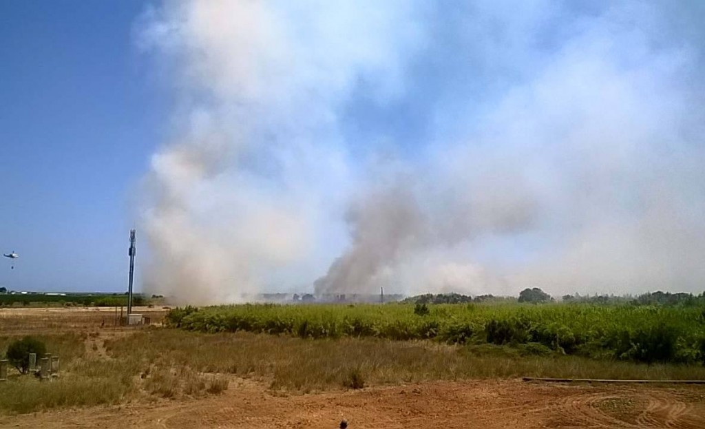 Incêndio Rio Seco 17 Julho