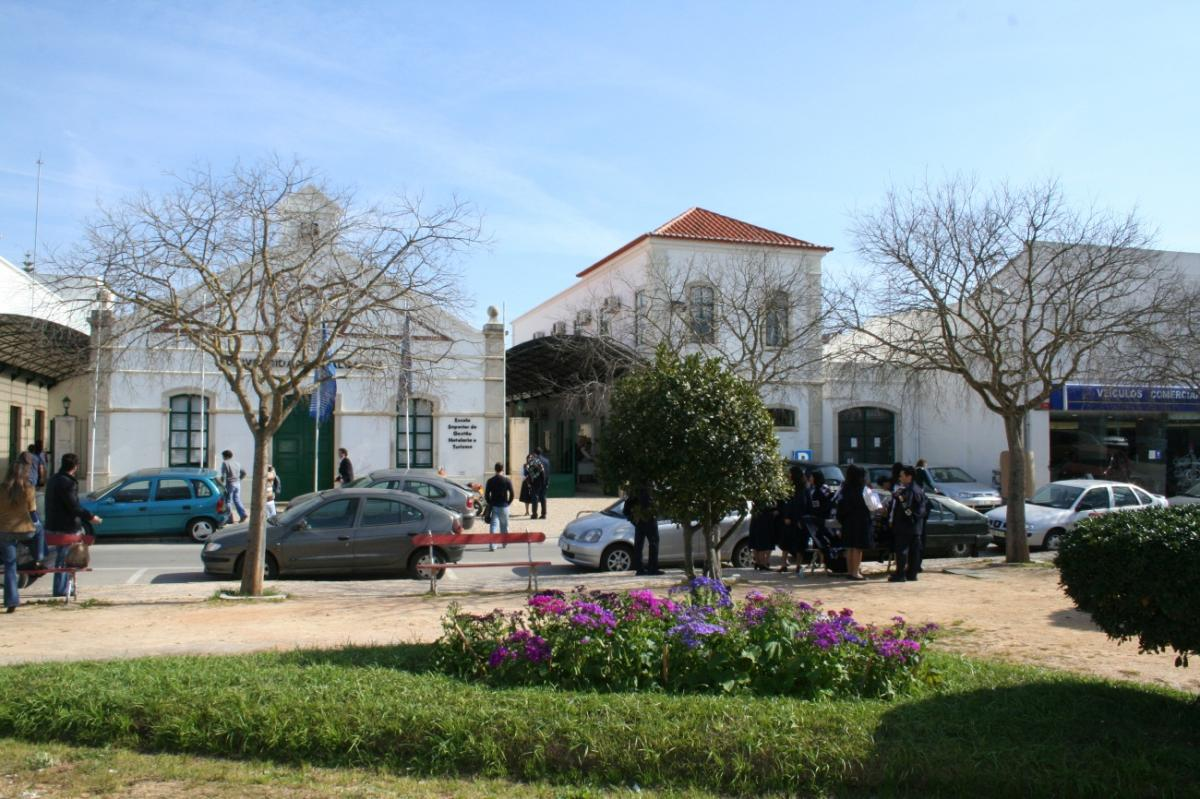 campus portimão universidade do Algarve