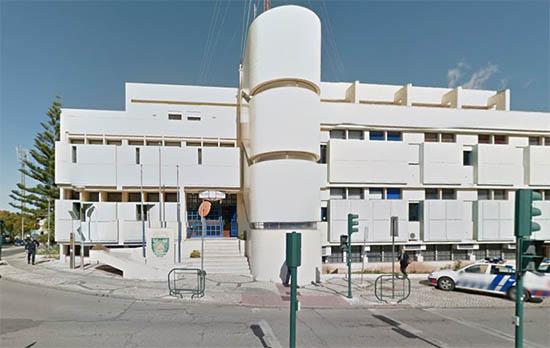 esquadra da PSP de Portimão