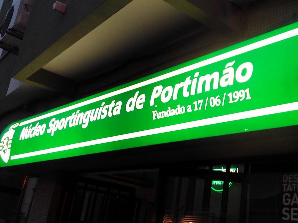 nucleo sportinguista portimao