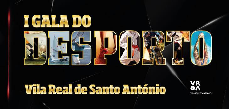 Gala Desporto VRSA