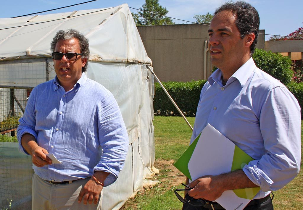 Carlos Baía e João Neves_IEFP