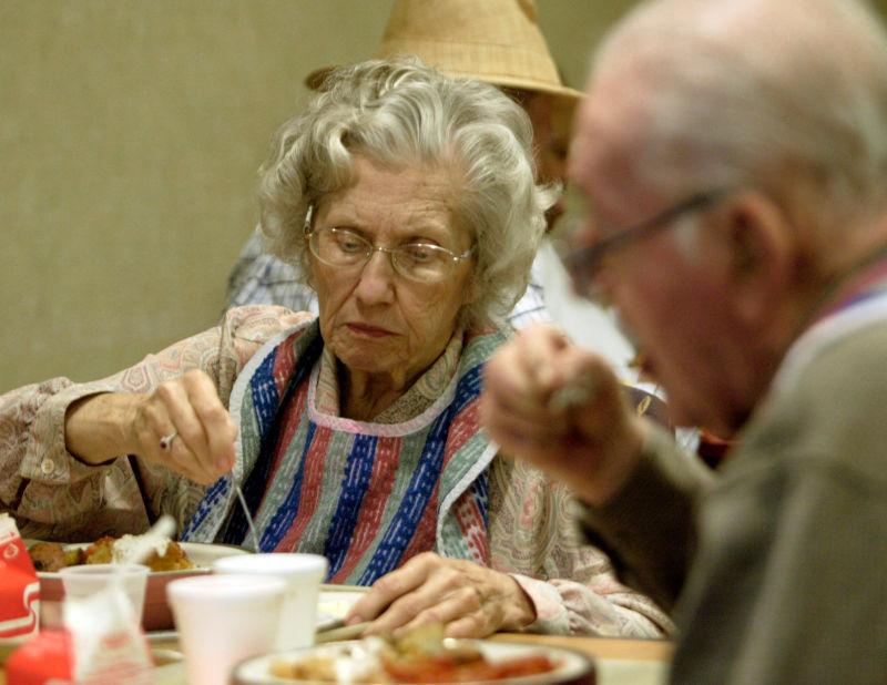 Estudo alimentação idosos