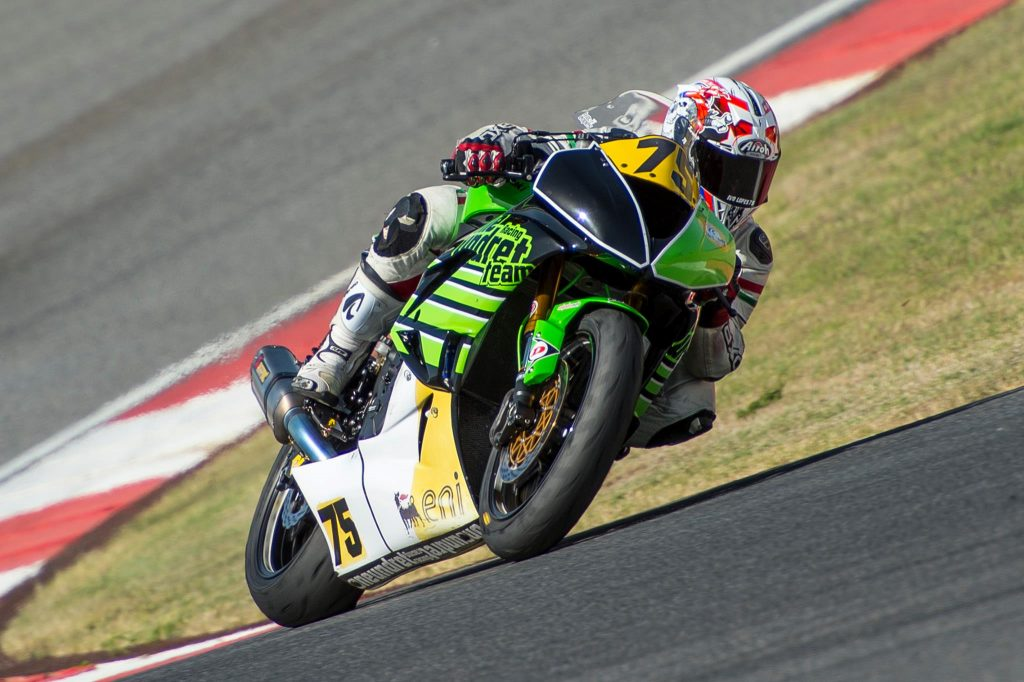 Ivo Lopes no Autódromo Internacional do Algarve