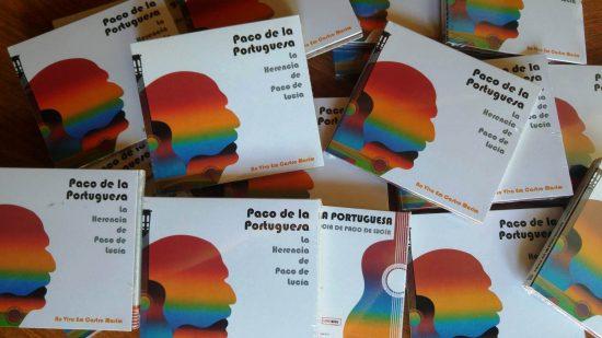 La Herencia CD DVD