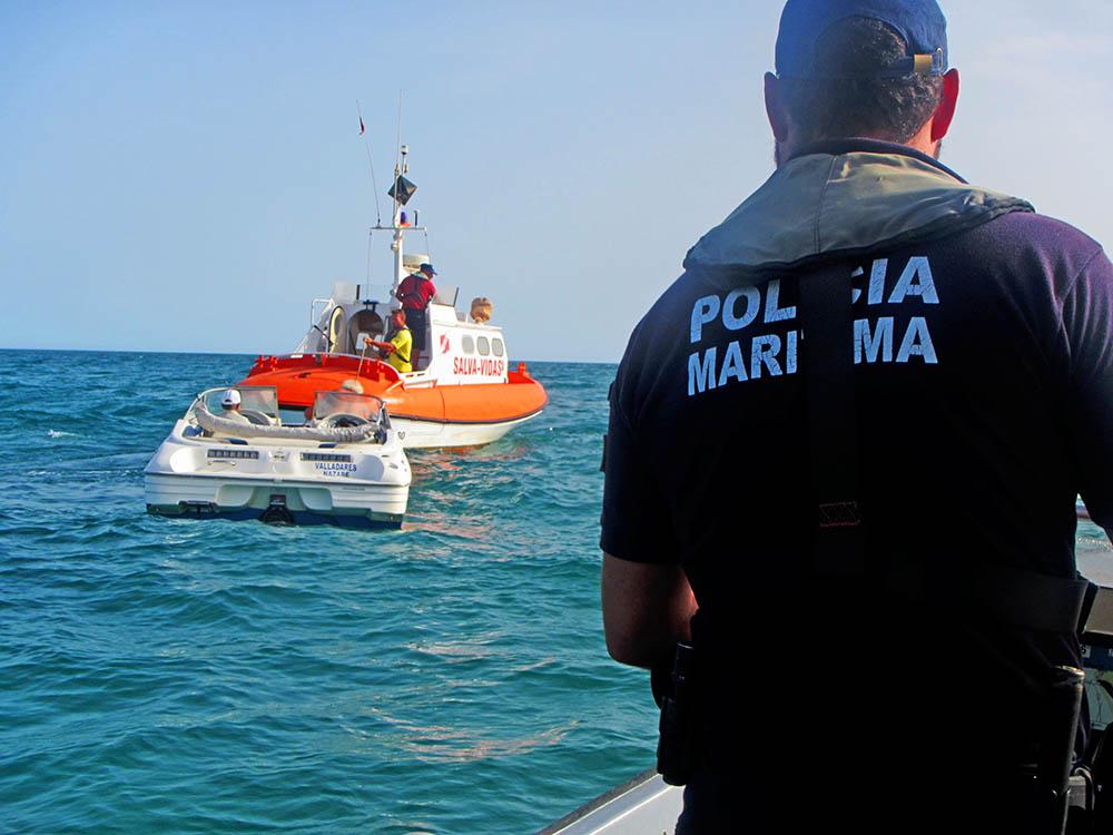 Polícia Marítima auxilio embarcacao tavira2