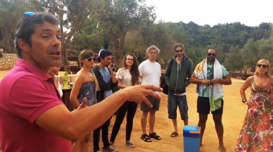formação técnico turismo iefp