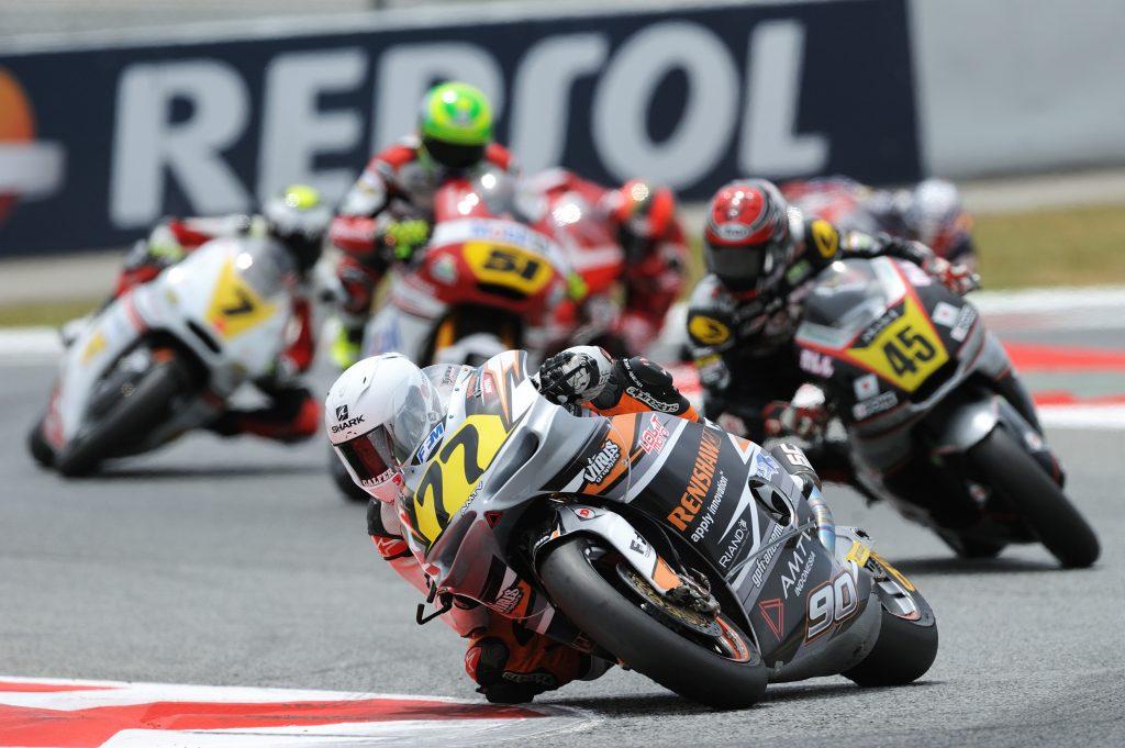 moto2 corrida FIM CEV