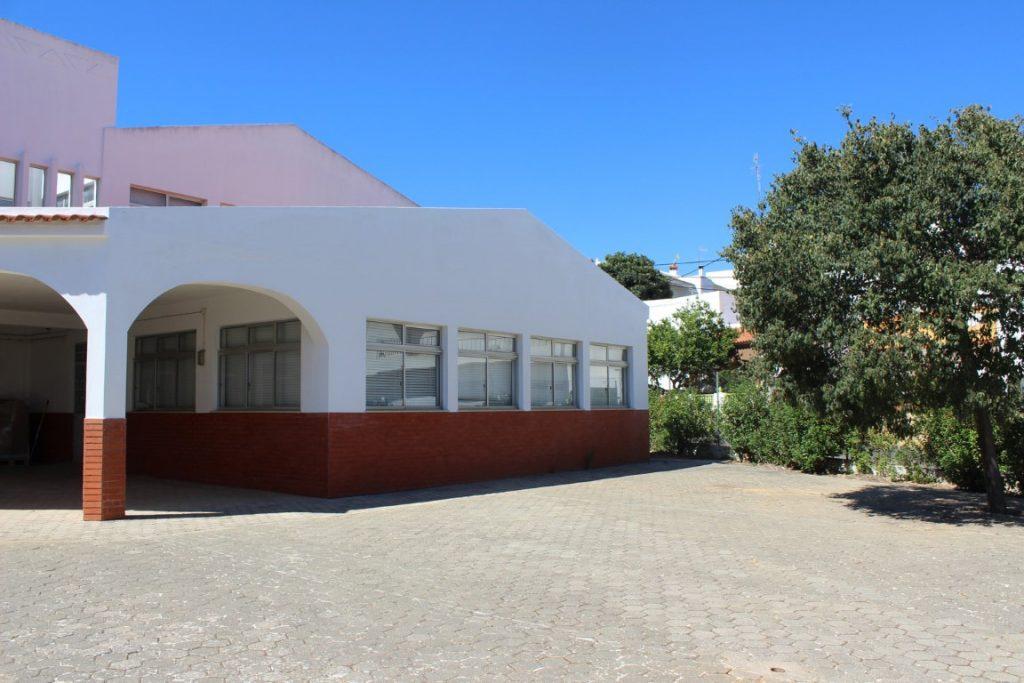 Antiga escola primária Pedra Mourinha