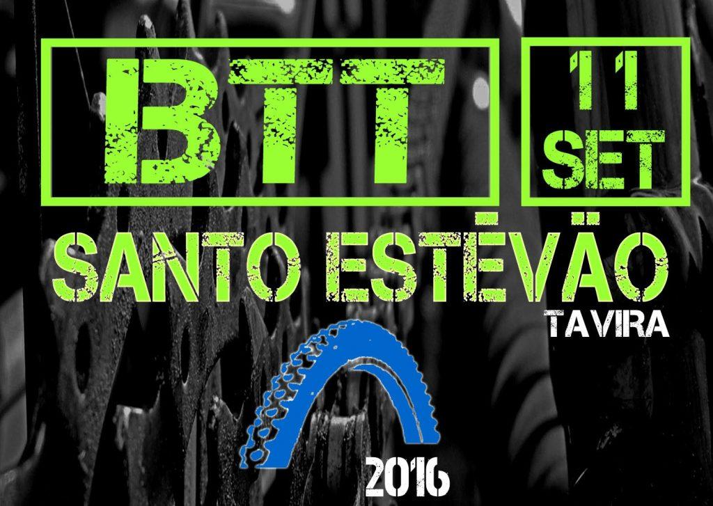 BTT Santo Estevão 2016