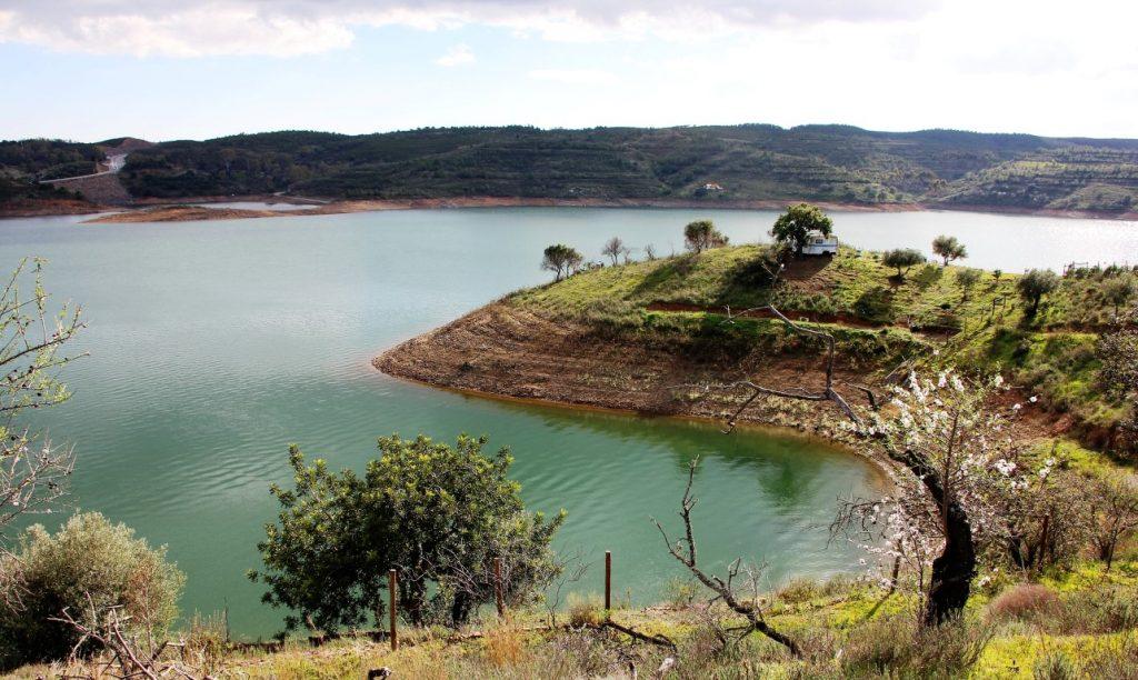 Barragem de Odeleite _1