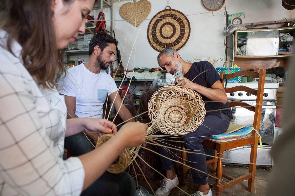 Designers com as mãos na massa no Loulé Criativo