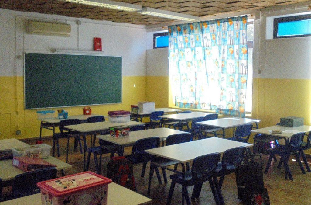 EB1 de Alcantarilha renovada 2016