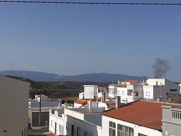 Incêndios Monchique Portimão