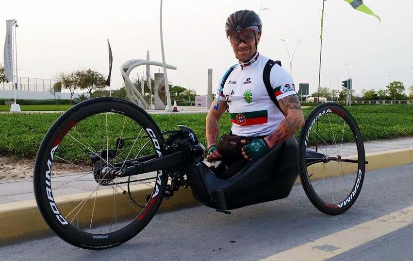 Luís Costa_Atleta Paralímpico