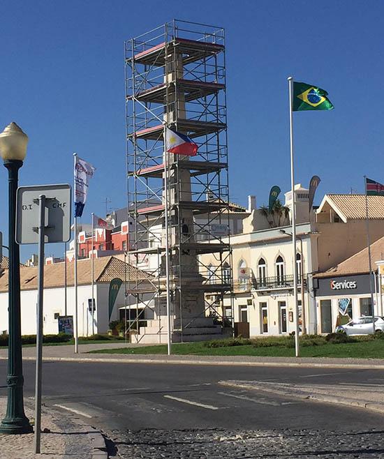 Obelisco de Faro