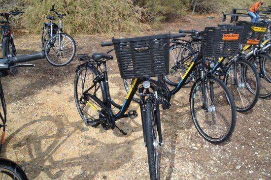 As bicicletas preparadas