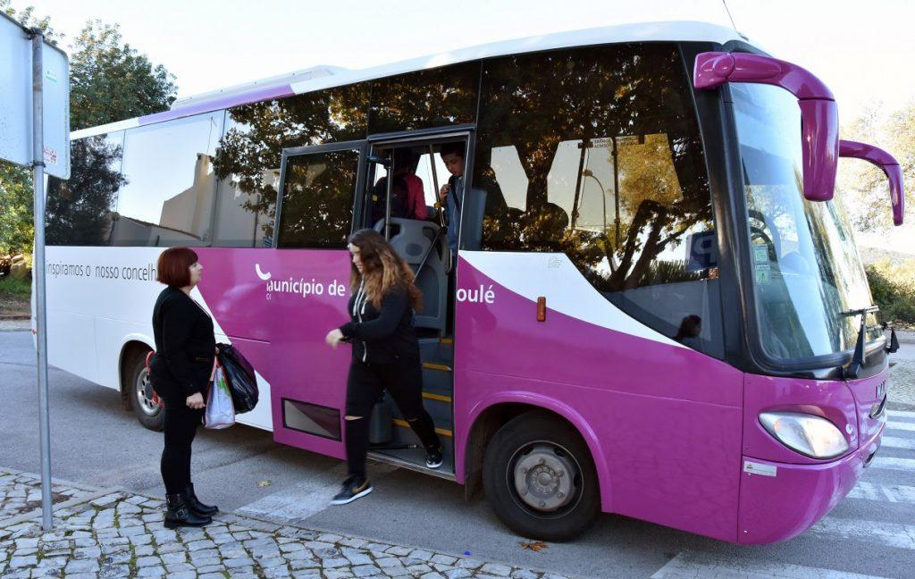 Transporte escolar CML