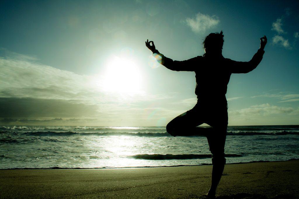 Yoga e vida saudável
