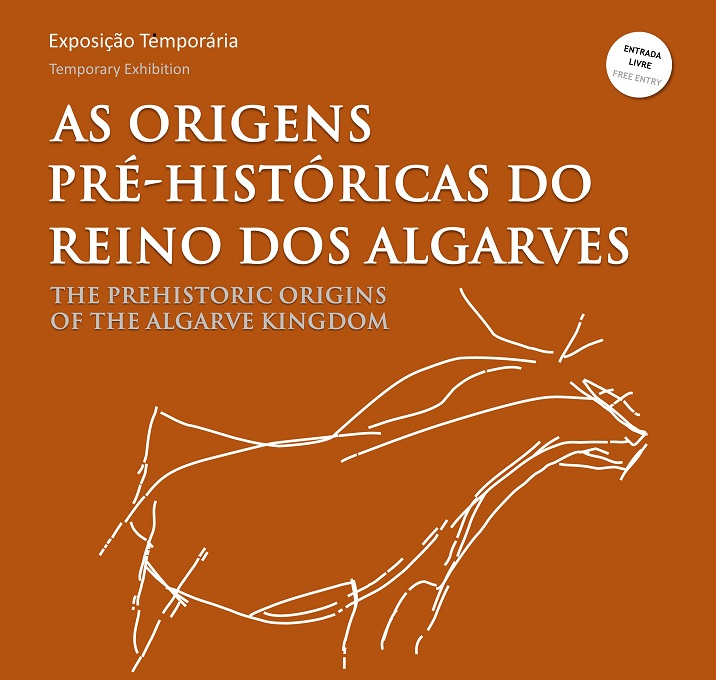cartaz Origens Pré-históricas do Reino dos Algarves set.2016