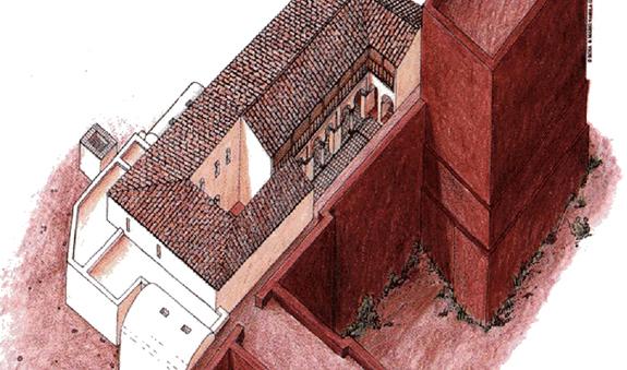 Reconstituição do Palácio Almoada ou das Varandas