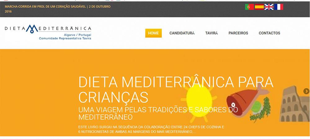 site da dieta mediterrânica
