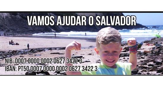 vamos ajudar o Salvador