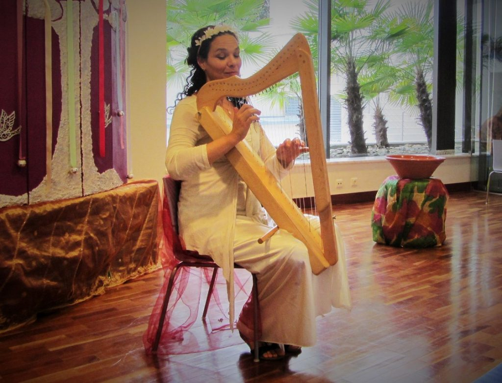 A moura e a harpa (2)