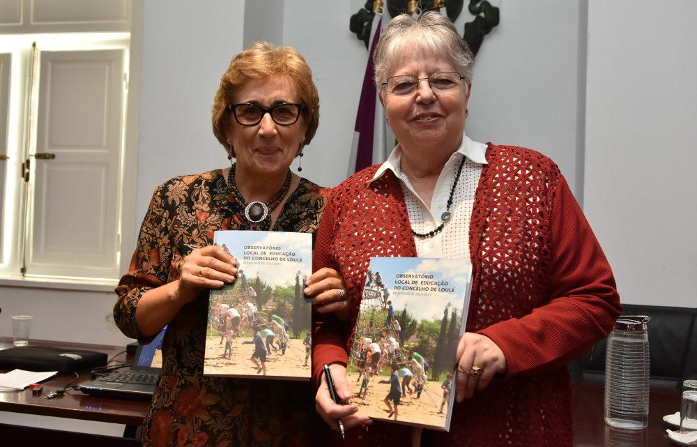 Apresentação do relatório do Observatório das Politicas de Educação - CML - Mira (1)