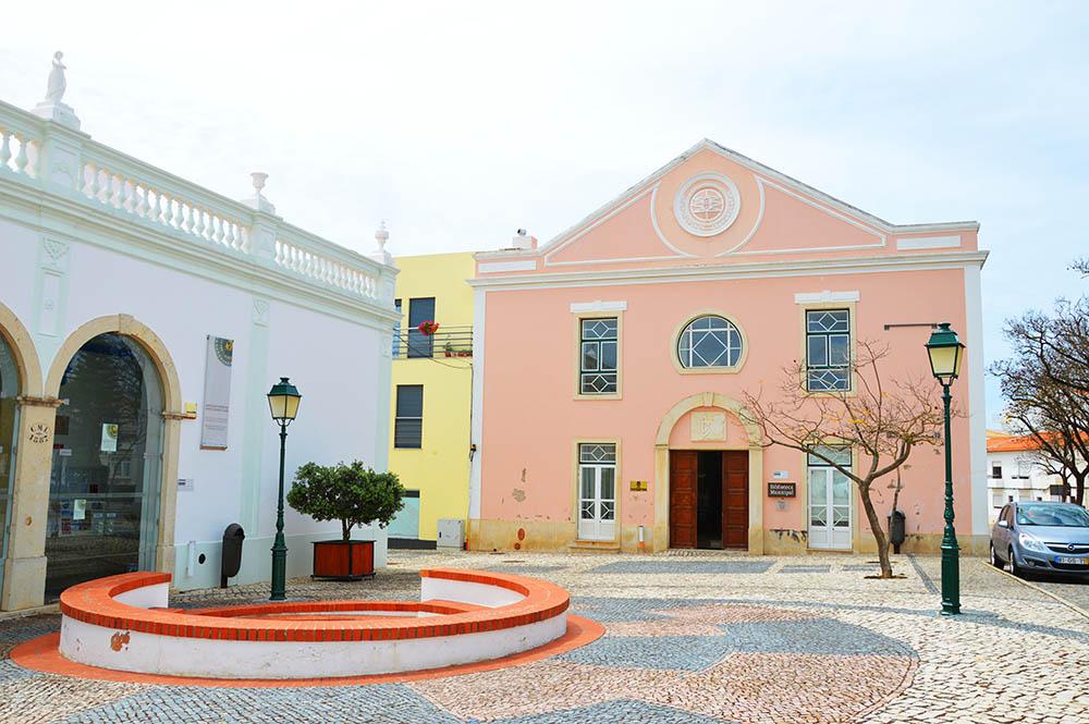 Biblioteca de Lagoa