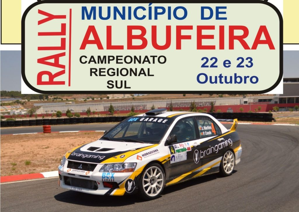 Cartaz Rally