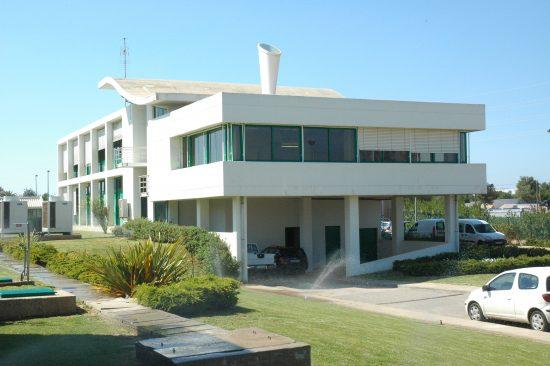 ETA Alcantarilha Edificio Exploração