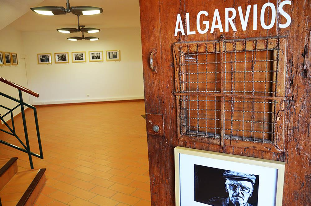 Exposição Algarvios no Sítio das Fontes