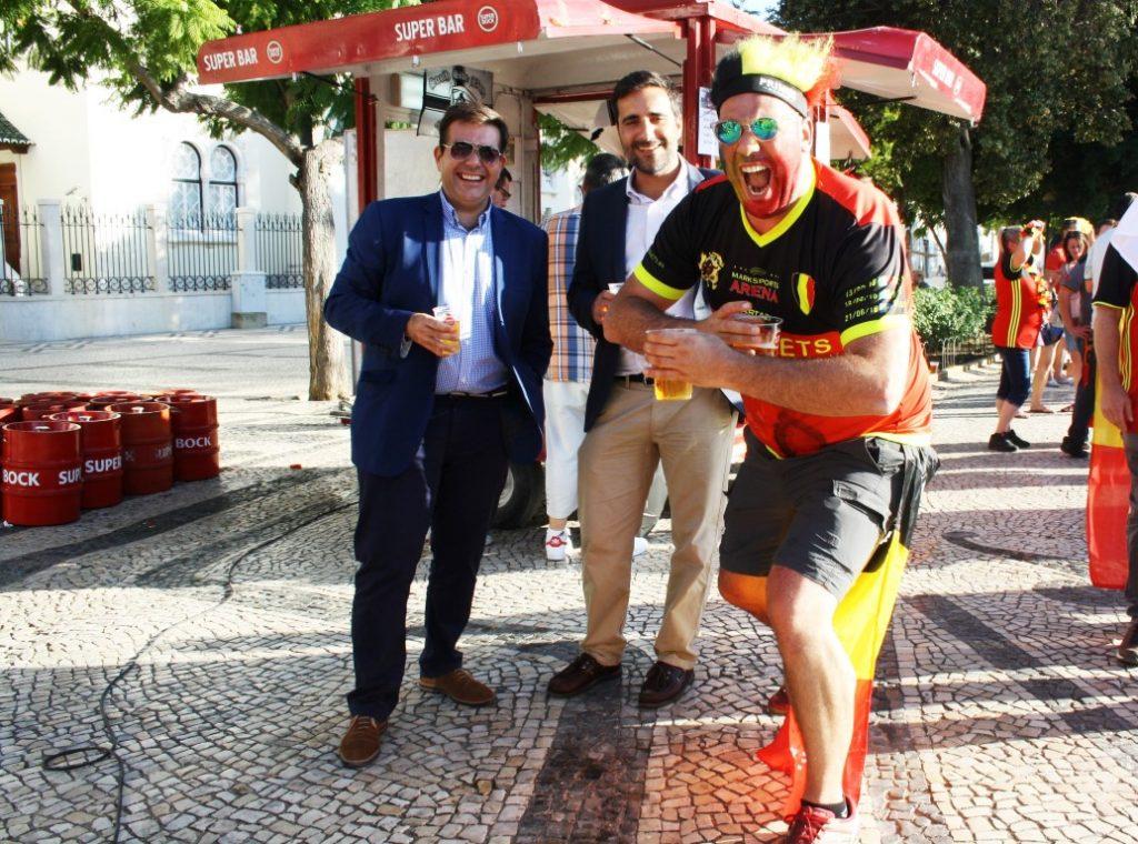 Festa Belga na Baixa de Faro_1