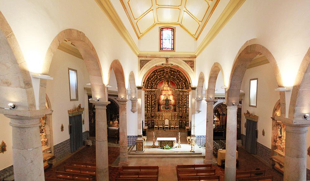 Igreja Matriz de Portimão_interior novo