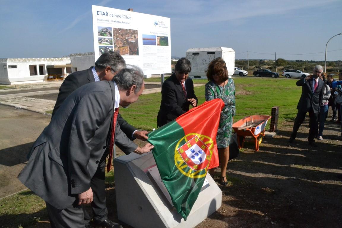 Inauguração ETAR Faro Olhao (6)