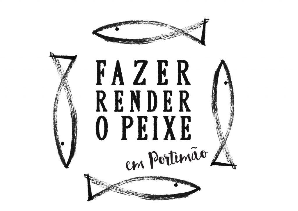 Logotipo Fazer Render o Peixe