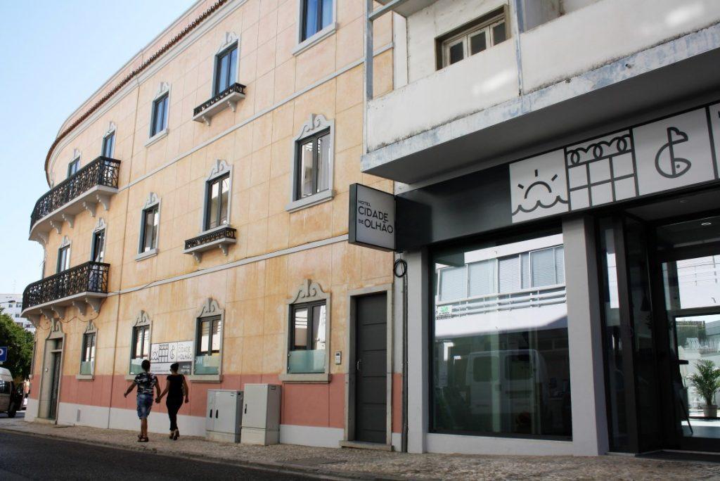Novo Hotel Cidade de Olhão_1
