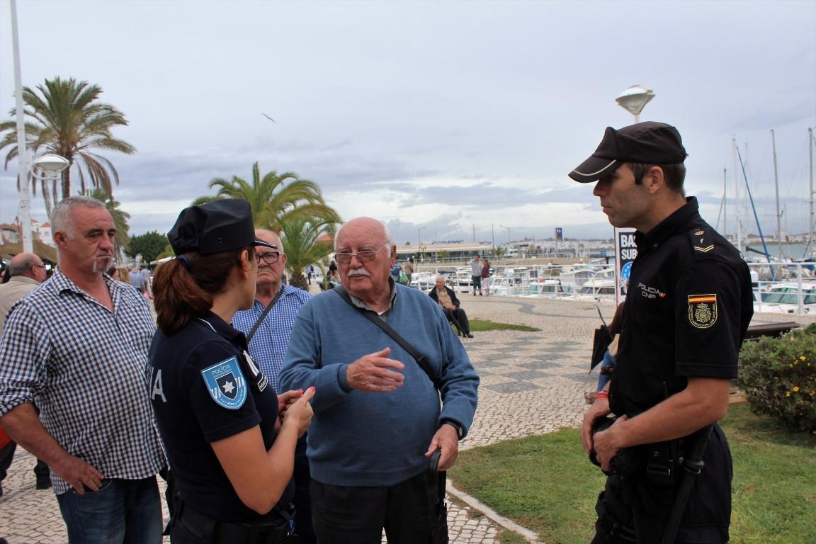 PSP Policia espanhola VRSA (9)