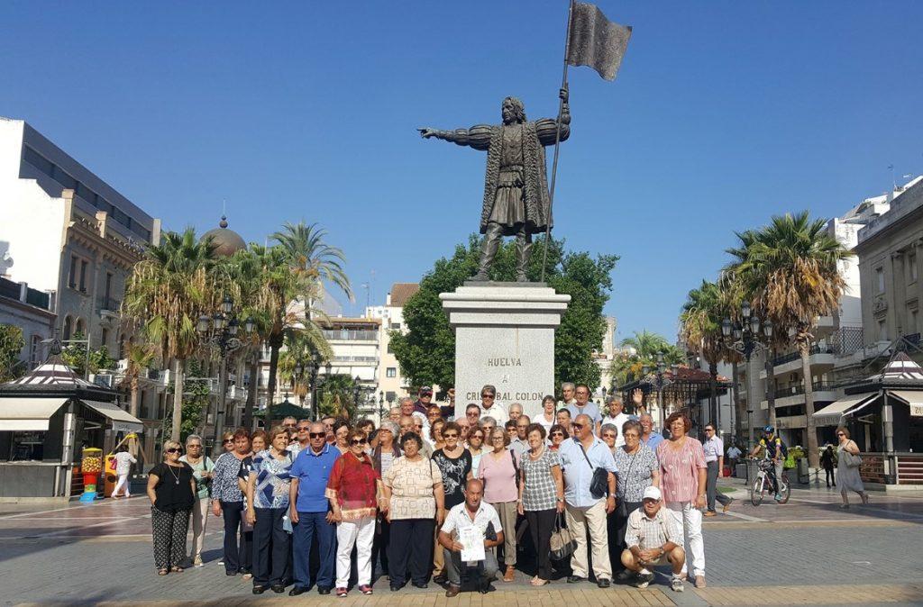 Passeios Senior Olhão Huelva