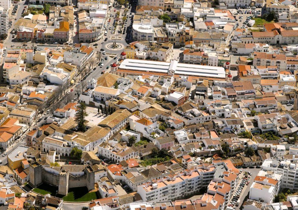 Zona Histórica de Loulé