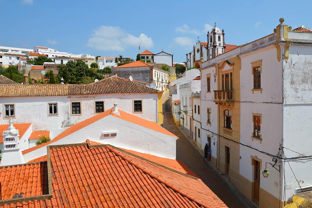 centro histórico de Silves