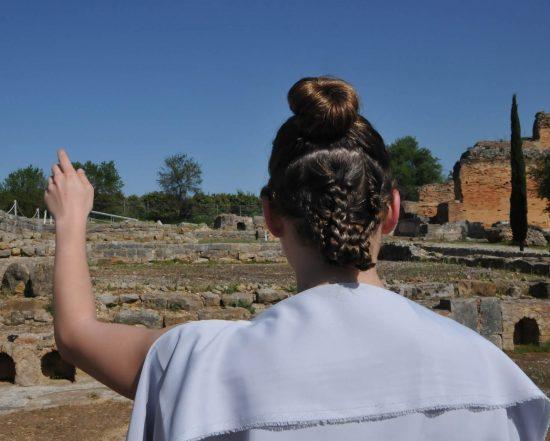 ruinas milreu