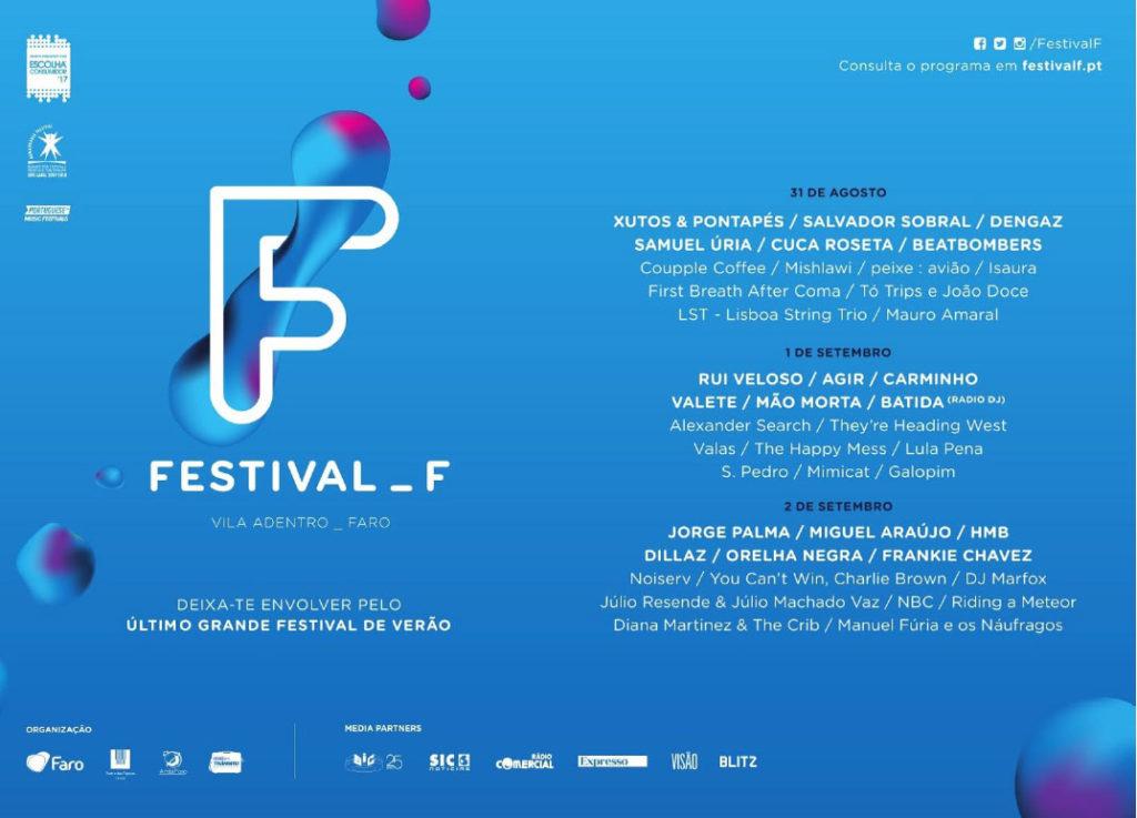 festival f 2016 cartaz