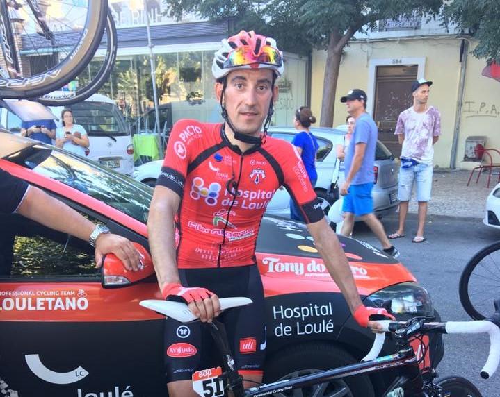 Vicente Mateos vence oitava etapa da Volta a Portugal