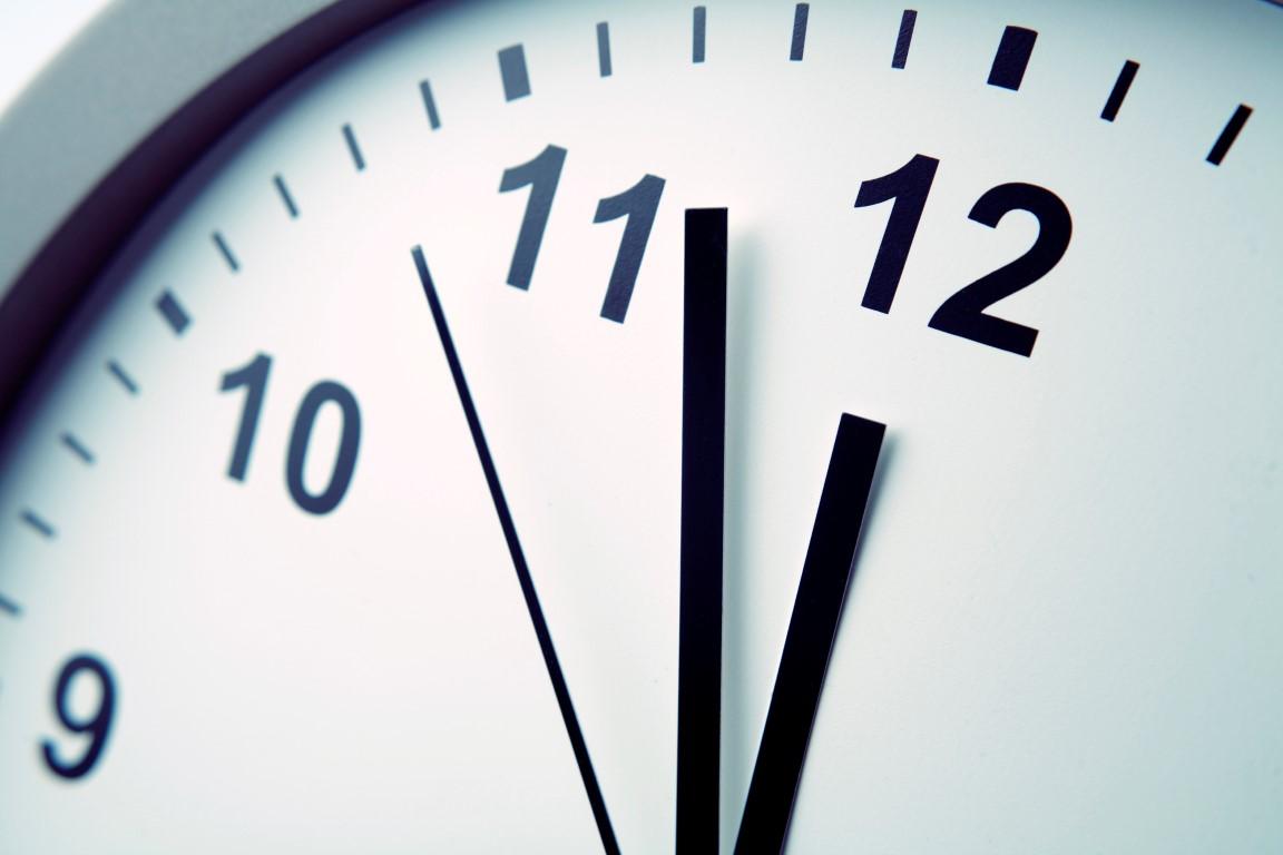 3ad7d2899eb Hora do Verão chega este domingo e não se esqueça de adiantar o relógio